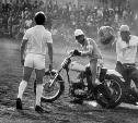 14 мая: в Туле прошел один из первых матчей по мотоболу