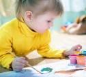 Учим малышей раскрашивать