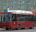 В ожидании 18 автобуса на улице Рязанская.
