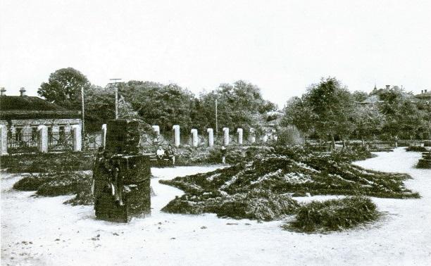 17 июля: в Туле устроили ночные пляски на кладбище