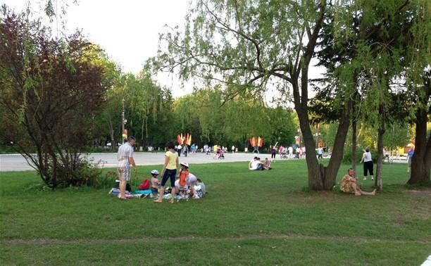 Грезы о прогулке в парке - 2