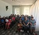 1 мая - посещение дома престарелых в Одоеве