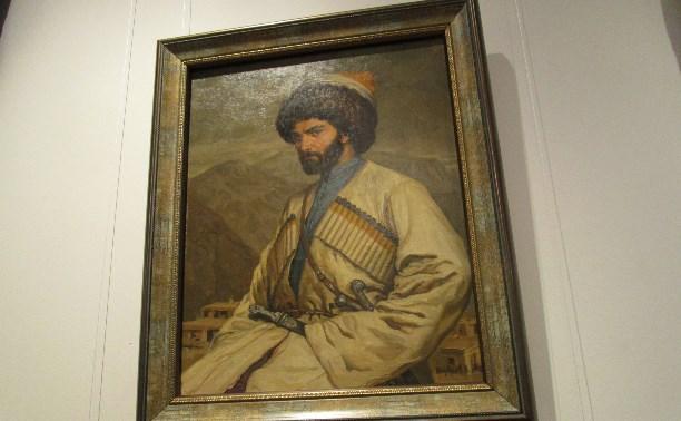Выставка «Толстой. Дагестан. Хаджи-Мурат»