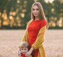 Фотопроект «Мамы и дети»: Полина Костюкова и Платон