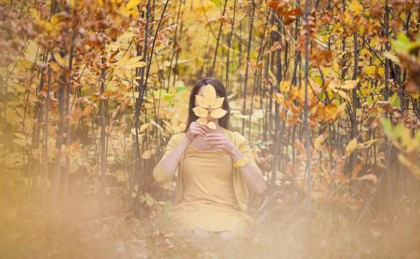 А вы почему любите осень?