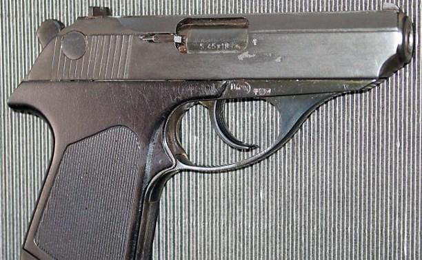 Плоский, как мобильник, пистолет ПСМ