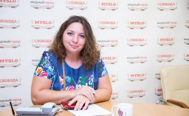 Наталья Рылеева: Пути назад нет, только вперёд!