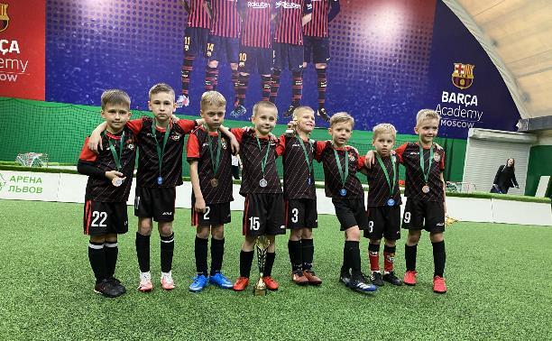 Типография лишила костюмов юных футболистов ДЮСШ «Арсенал»!