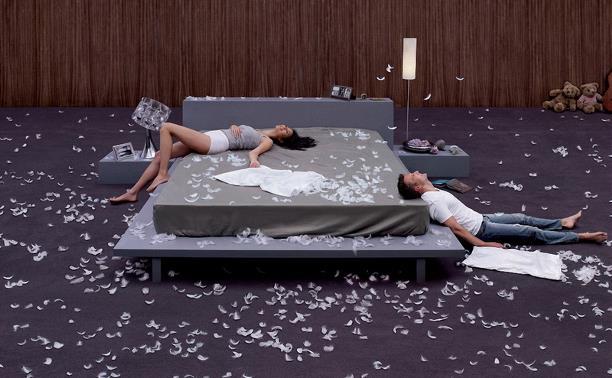 Холодная кровать