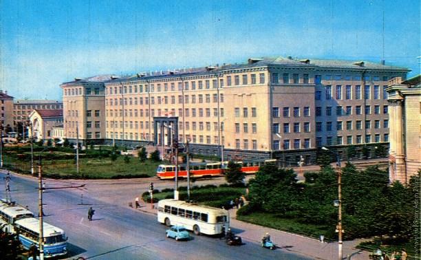 1 сентября: тульский политех открыли вопреки воле обкома партии