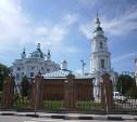 Церковь Всех Святых. Всехсвятский кафедральный собор Тулы