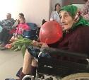 Даты поездок в дома престарелых и сбор подарков