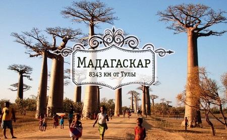 Мечта по части имени Мадагаскар