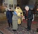Народный артист России Юрий Назаров посетил село Мокрый Корь