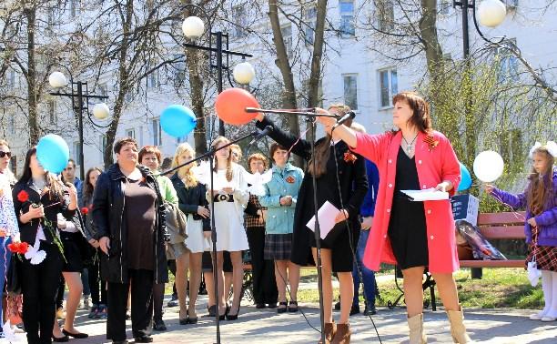 """В сквере Героев состоялся митинг """"Салют, ПОБЕДА!"""""""