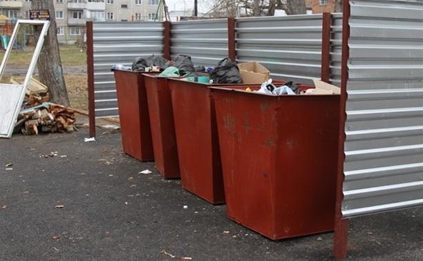 Сказ про то, как я мусор вывозил!