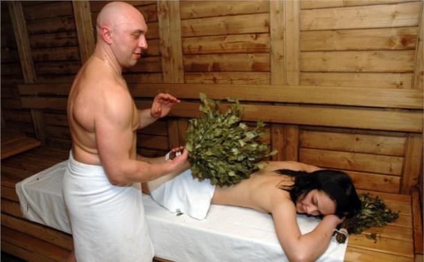 Где в Туле в русской бане есть парильщики и мойщики?