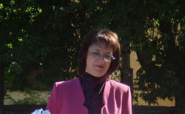 Первая учительница - Светлана Викторовна Шушарина