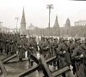 Контрнаступление советских войск против немецких войск в битве под Москвой