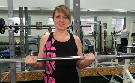 Елена Шнаревич: Буду участвовать в конкурсе «Энергичное тело»!