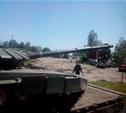Вывод российский войск от границы с Украиной