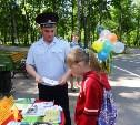 Об участии Тульской транспортной полиции в информационной кампании «Счастливое детство»