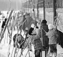 27 января: в Туле для любителей лыжных прогулок запустили поезд «Здоровье»