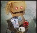 Шоу роботов в Instagram: и все без ума от Деревяки!
