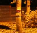 На ул. Шевченко кому-то на голову упадёт фонарь