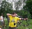 Приглашаем на бесплатный урок по стрельбе из лука