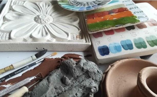 """Открытие инклюзивной керамической мастерской-коворкинга  """"Открытая керамика"""""""