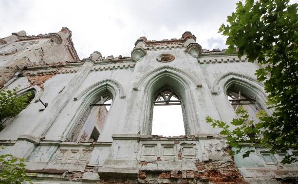 Тульская готика: замок в Колосово и его обитатели