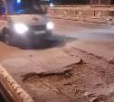 Ямочный «ремонт» на Одоевском путепроводе или как навредить всем
