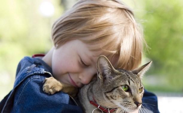 Животные и (или) дети?