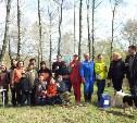 Спасибо Всем за участие в уборке Рогожинского парка!