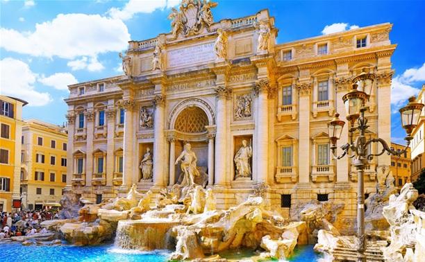 Гляжу на воду талую, а хочется в Италию!