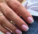 Мода на ногти: френч и геометрия