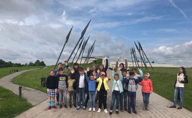 Поездка воспитанников воскресной школы при Свято-Казанском храме на Куликово поле