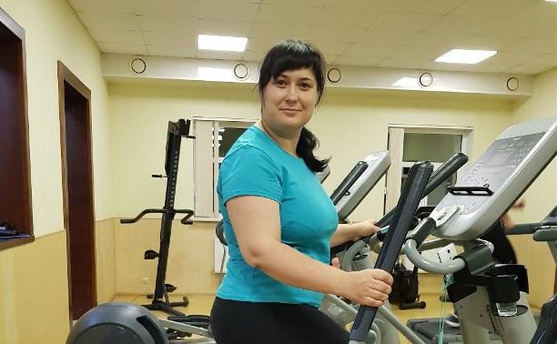 Людмила Антошечкина: Ежедневные тренировки уже стали образом жизни