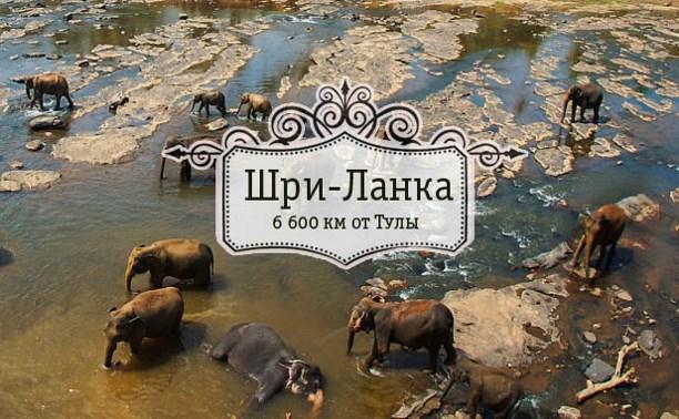 Шри-Ланка. На остров чая «со своими самоварами»