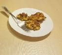 Оладьи из куриного филе