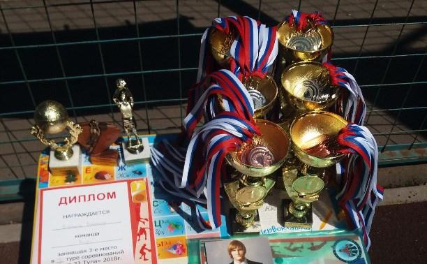 Результаты турнира «Лига33 Тула» по баскетболу 3х3 среди любительских команд