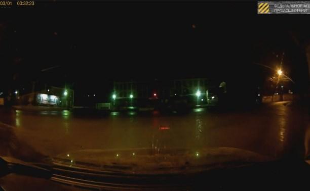 Дорожные разборки. Стрельба в Туле на Веневском шоссе.