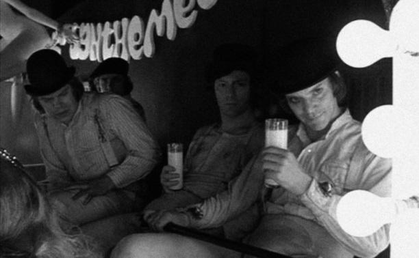 Заводной апельсин \ A Clockwork Orange    1971 год