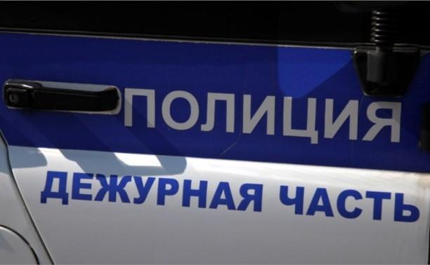 В г.Советск Щёкинского района задержан грабитель