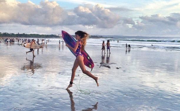 Слетали на Бали