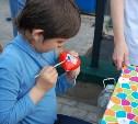 Мастер-класс по росписи игрушек шар-папье