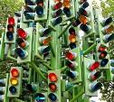 Переходя дорогу - смотри на машины. Еще ни один человек не попал под светофор!