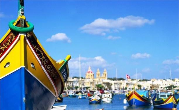 Мальта...Ты на карте – лишь точка малая  в синеве Средиземного моря