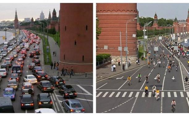 Улицы летнего города. Реально ли такое у нас?